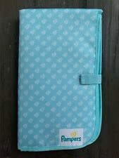 Set Of 2 Pampers Diaper Changing Pads New Teal Green Large