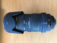"""Sigma 50-500 Mm F/4.0-6.3 EX DG APO HSM Zoom Également appelé """"bigma"""" Nikon Mount"""