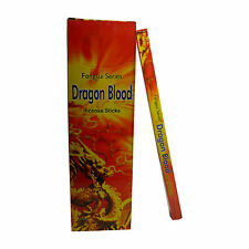Dragon Blood varillas de incienso 200 varitas decoración aroma meditación