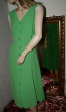 GERRY WEBER Kleid Sommerkleid hellgrün sehr chic neuwertig Gr. 44  M