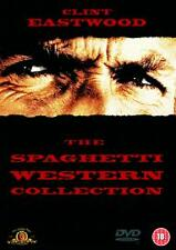 Clint Eastwood Trilogy The Spaghetti Western Collection DVD Box Set New & Sealed