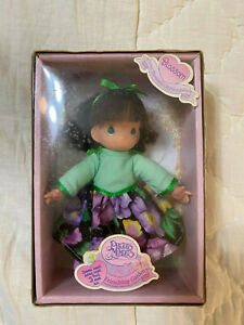 Precious Moments Friendship Garden Blossom Small Doll 1998 NIB!