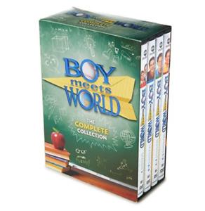 Boy Meets World Complete Season 1-8 Box Set Brand New Sealed FREE SHIPPING