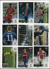 2020/21 Topps Chrome Stadium Club UEFA Soccer Base Pick Player Complete Your Set