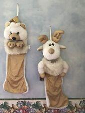2 Christmas Stockings