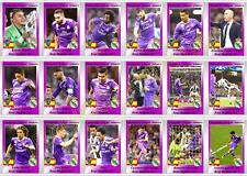 Real Madrid European Champions League winners 2017 football trading cards