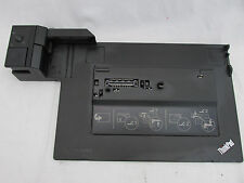 Lenovo 4338 10U ThinkPad Mini Dock Plus Series 3 DVI DisplayPort 75Y5731 No Key