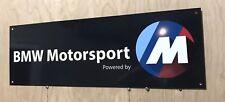 Bmw M Power Motorsport Reproduction Garage Sign
