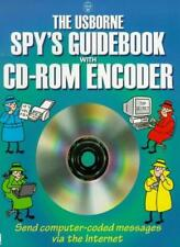 The Usborne Spy's Guidebook with CDROM (Usborne Spy's Guidebooks) By Lesley Sim