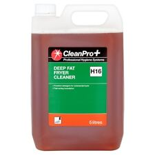 Clean Pro+ Deep Fat Fryer Cleaner 5L