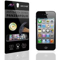 Apple iPhone 4 / 4s Displayfolie Displayschutzfolie Schutzfolie Folie Handyfolie