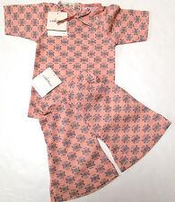 Plum Bunny Organic Cotton Girls Short Set Size 6-12 mo~Fair Trade by Kate Quinn