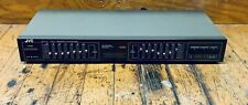 Vintage Jvc Sea-11 S.E.A. 11B Graphic Equalizer Tested