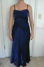 """Night Way Collections """"BLUE FORMAL/PROM/EVENING/WEDDING DRESS"""" Size 8"""
