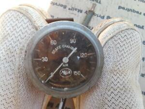 Original Mack Truck Air Pressure Gauge