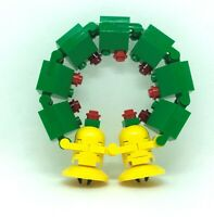 LEGO Christmas Holiday Wreath Ornament New Based on 30028