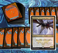 mtg BLACK RED KOLAGHAN DECK Magic the Gathering rare 60 cards + hellrider alesha