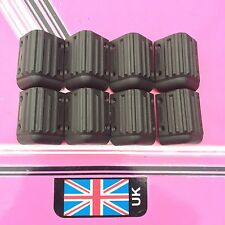 (8x) 56mm plastic corners for speakers case ect