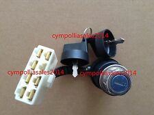 7 Wire Ignition Switch Key for Diesel Generator & ATV & Halley