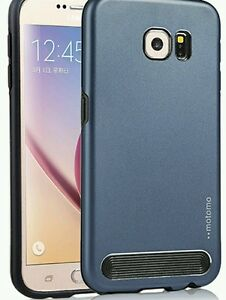 Samsung Galaxy S6 Aluminum Armor Hybrid Case