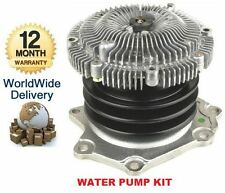Per NISSAN MISTRAL Import & terrano 2 2.7 TD INTERCOOLER 1993 -- > POMPA ACQUA KIT