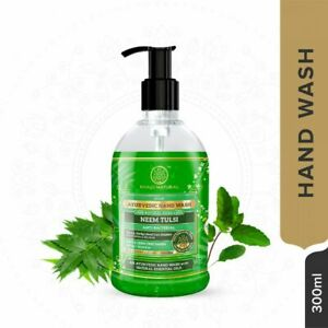 Neem Tulsi Handwash For Removes Germs From Hands