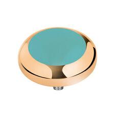 melano Magnetic Cabeza A Intercambiar 01sr012 7mm turquesa PASTEL PARA imán
