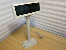 Cash register display Nurol Pos Icd-2002 Adjustable Lcd Pole Display