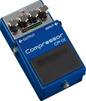 Boss CP-1X Compressor Effects Electric Guitar Pedal Stomp Box FREE 2DAY