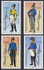 DDR 1986 Mi. Nr. 2997-3000 Postfrisch ** MNH