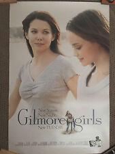 GILMORE GIRLS WB Beautiful POSTER Lauren Graham BLEDEL