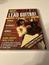 Guitar World Play Lead Guitar! The Ultimate Dvd Guide