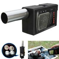 Portable Electric Barbecue BBQ Fan Air Blower Fire Bellows Camping Cooking