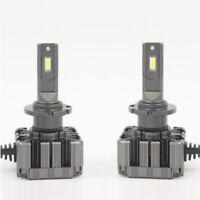 D4S D2S Xenon HID Super Bright Crystal White LED Lights Conversion Kit