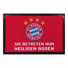FC Bayern München Fu�Ÿmatte / Türvorleger *** Heiliger Boden ***