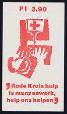 Netherlands B631a Booklet Pb36 Mnh Red Cross