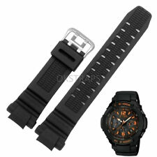 16mm  Replacement Watch Band Strap For  G-Shock GW-3500B/GW-3000B/GW-2000