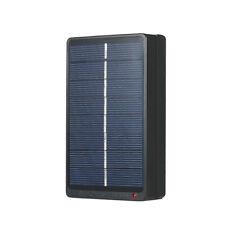 2*AA/AAA Cargador de baterías recargables Energía Solar Cargador Portátil EH