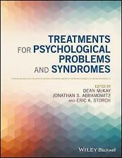 Treatments for Psychological Problems and Syndromes by , NEW Book, FREE & FAST D