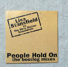 LISA STANSFIELD VS THE DIRTY ROTTEN SCOUNDRELS- PEOPLE HOLD ON (THE BOOTLEG .)CD
