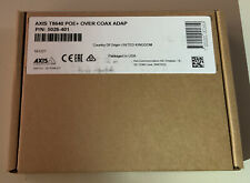 T8640 POE+ OVER COAX ADAP 5026-401 AXIS COMMUNICATIONS FACTORY-SEALED