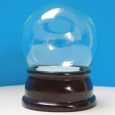 65mm Small Snow Globe Kit (ideal for craft groups - minor scratches  )