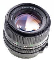 Canon FD 50 mm f 1,4 Getestet / Top  / 621