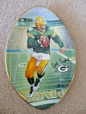 "Green Bay Packers Brett Favre ""Mud Bowl"" 6Th Issue By Rick Brown - Bradex"