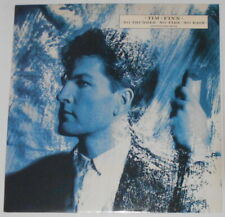 "Tim Finn (Split Enz) - No Thunder No Fire No Rain - 1986 U.K. 12"" EP vinyl"