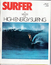 SURFER MAGAZINE May 1977 Vol 18 No 11 EXCELLENT CONDITION!!