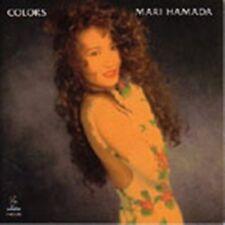 MARI HAMADA (J-Pop) - Colors                 Rare Japan CD