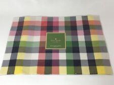 Kate Spade New York - Prospect Park Vinyl Placemats - Set of 4 - NEW