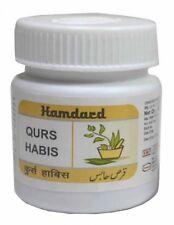 Hamdard Qurs Habis - Haemostatic, Bleeding Piles, Gums, Uterine & Nose Bleeding