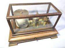 Antique Oak Cased Barometer c1910s | Superb WORKING - FREE Shipping